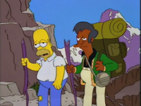 Гомер и Апу :: Homer and Apu