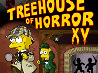 Дом ужасов 15 :: Treehouse of Horror XV